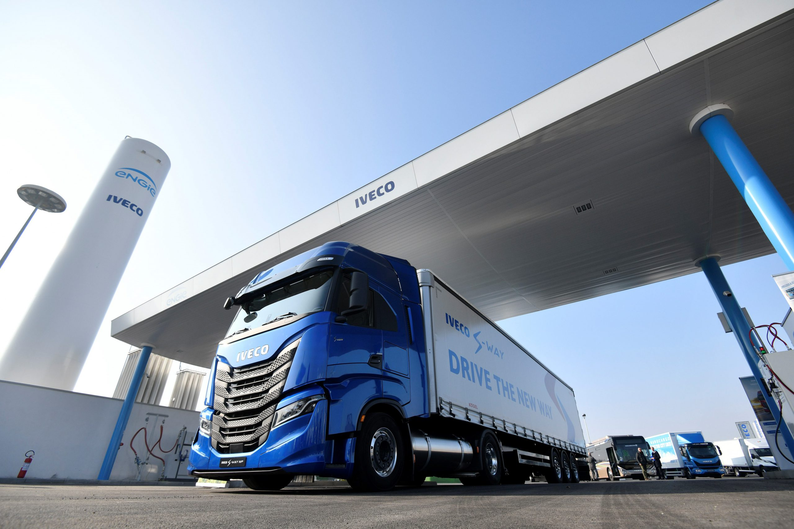 Iveco e Engie