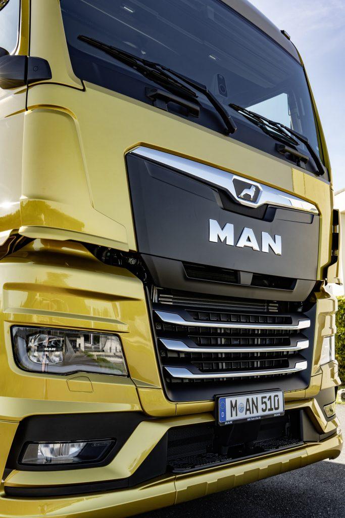 Motore MAN TG